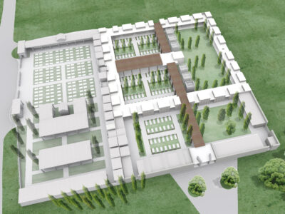 2008 tavazzano ampliamento cimitero 2